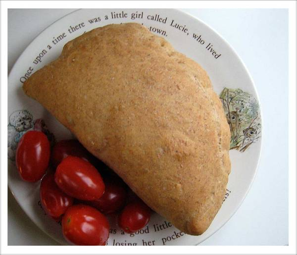 Baked into Calzone