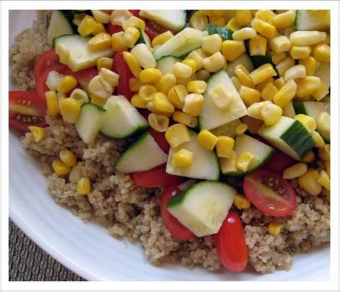 Quinoa Salad | EmmaEats