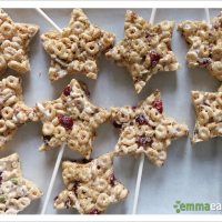 What have you got -- Cheerios Cranberry and Granola Magic Wands (dairy-free)