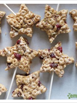 Trail Mix Magic Stars