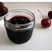 I've Got to Find Sweet Cherries - Simple Cherry Preserves
