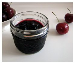 Homemade Cherry Preserves