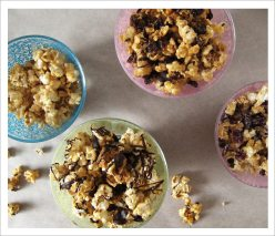 Maple Caramel Corn - 4 ways