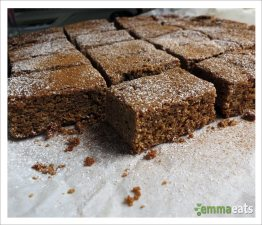 Ginger and Spice Cake   EmmaEats