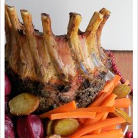 Crown Roast of Pork - Revisited