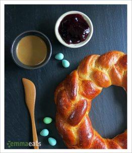 Braided Easter Bread [Paszka] | EmmaEats