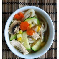 Quick Udon Soup