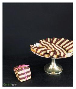 Vanilla Bean & Cocoa Pate Sablees [Vegan] | EmmaEats