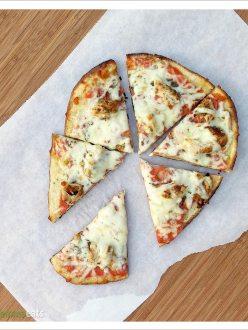 Chicken Masala Pizza | EmmaEats