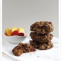 Soft Breakfast Cookies, 2 ways [Vegan]