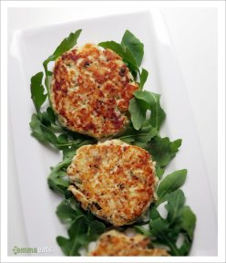 Easy Grilled Tilapia Fish Cakes | EmmaEats
