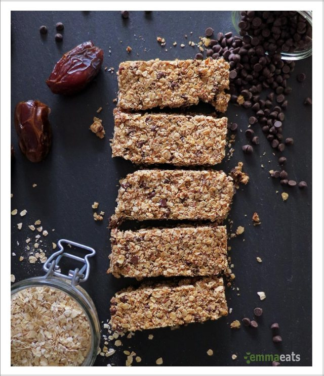 The Ultimate Granola Bar [Vegan, Gluten-free] | EmmaEats