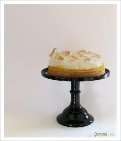 Mile-High Meyer Lemon Meringue Tart | EmmaEats