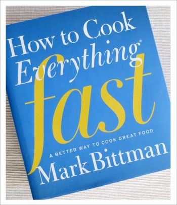 Win your own copy of How to Cook Everything Fast | EmmaEats