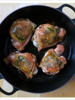 Roast Turkey with Garlic and Sage | EmmaEats